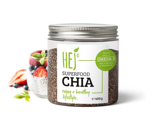 hej nutrition hej superfood chia. Black Bedroom Furniture Sets. Home Design Ideas