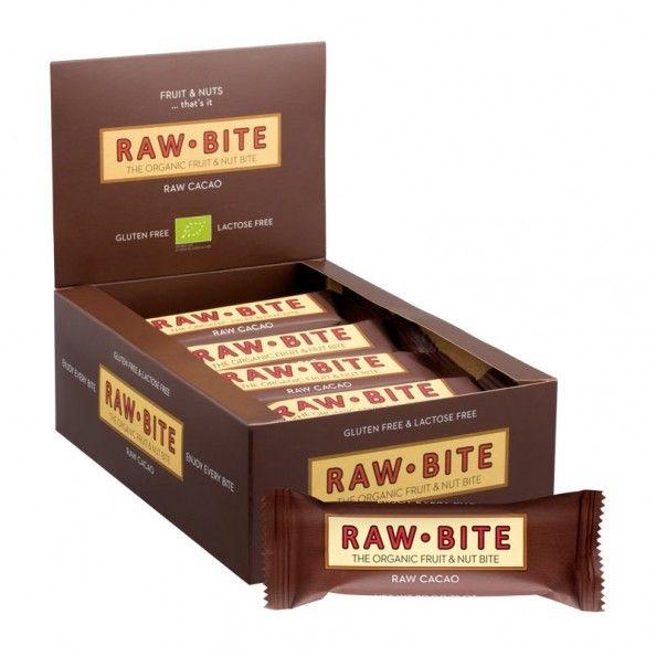 Protein Projekt De Raw Bite 12 X 50g