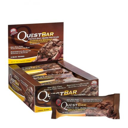 protein quest bar 12 x 60g. Black Bedroom Furniture Sets. Home Design Ideas