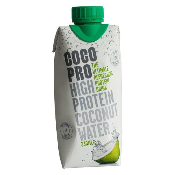 protein high protein coconut water 1 x 330ml. Black Bedroom Furniture Sets. Home Design Ideas