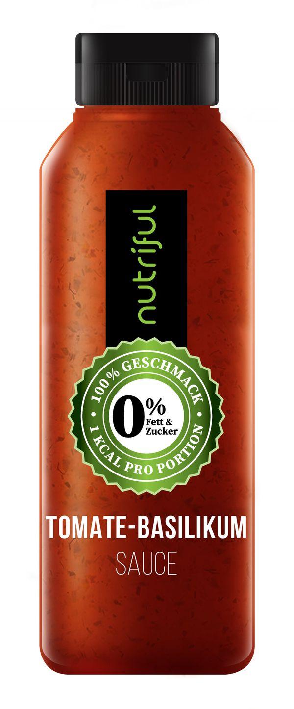 protein kalorienarme sauce 265ml tomate basilikum. Black Bedroom Furniture Sets. Home Design Ideas