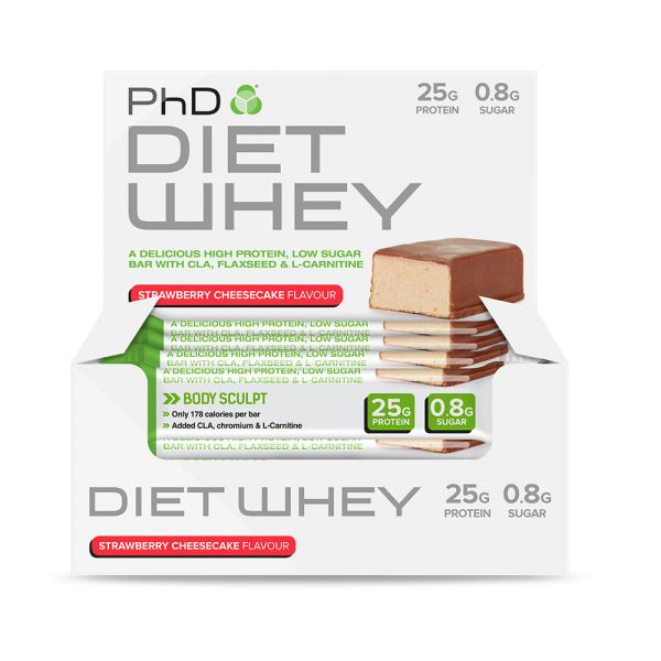 protein phd diet whey bar 12 x 50g. Black Bedroom Furniture Sets. Home Design Ideas